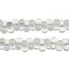 Bow Beads (Farfalle) 3.2x6.5mm Crystal Rainbow Transparent